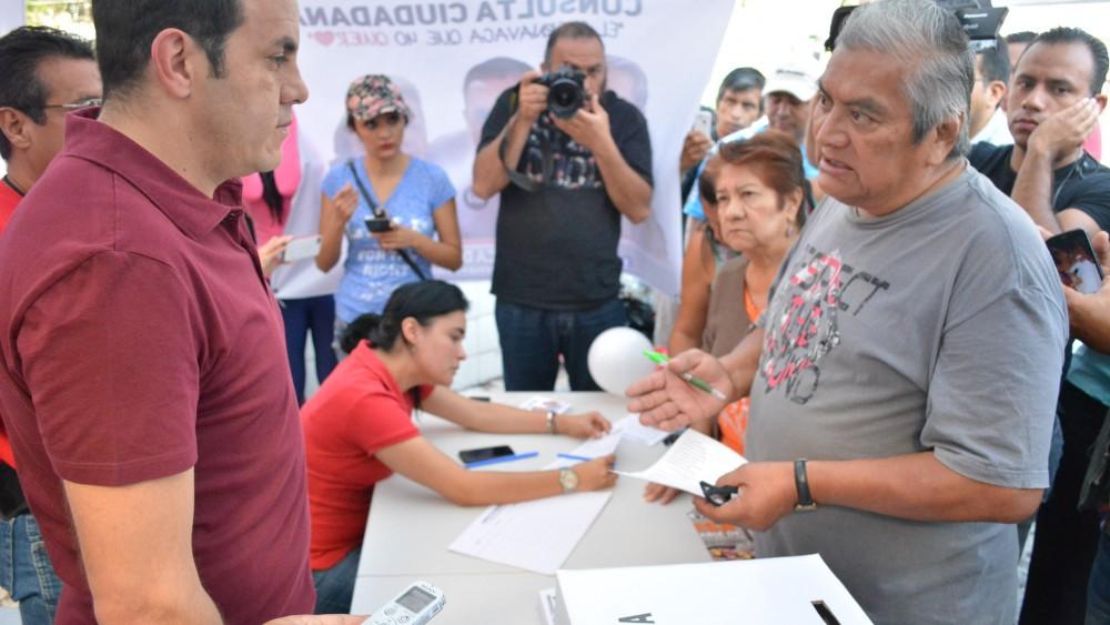 """Cuernavaca está en """"números rojos"""": Cuauhtémoc Blanco"""