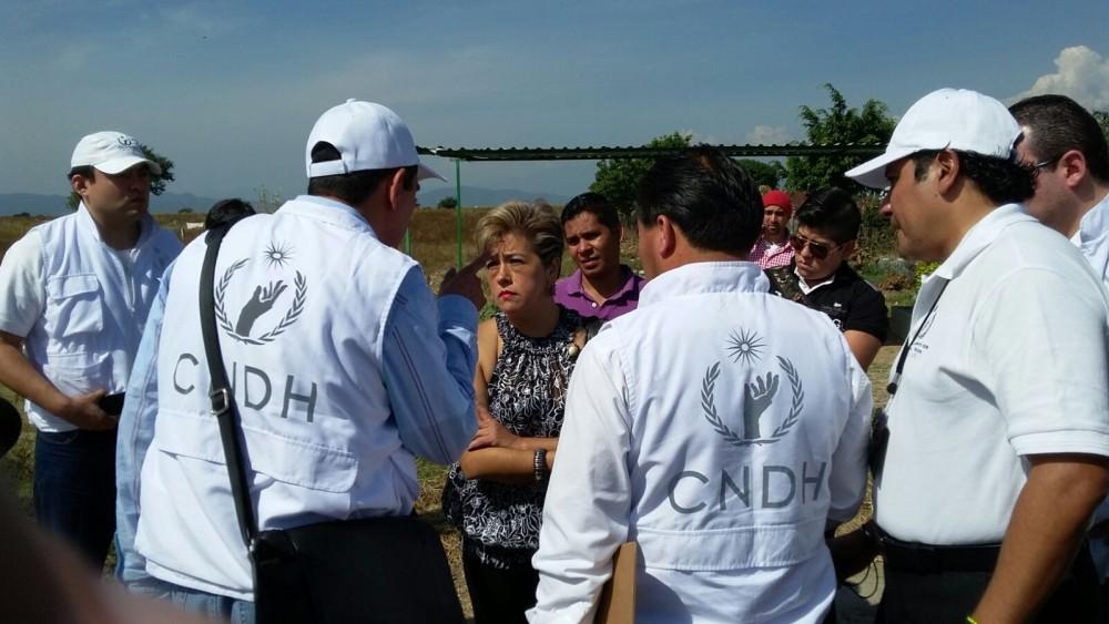 Gobierno de Morelos no ha sido notificado, de la atracción de la CNDH
